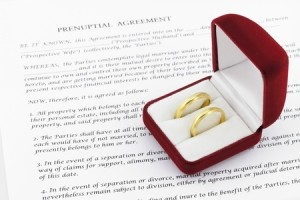 Midnuptial agreements and California divorce